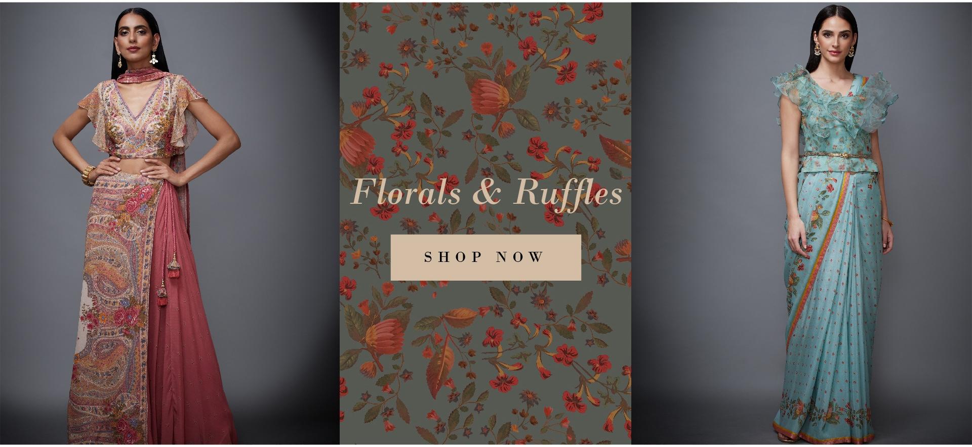 Ruffles & Florals